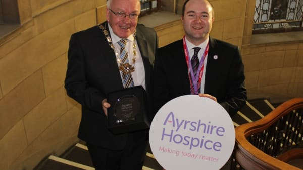 South Ayrshire's fundraising excellence