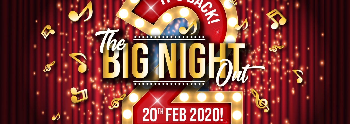 Big Night Out 2 - 2020