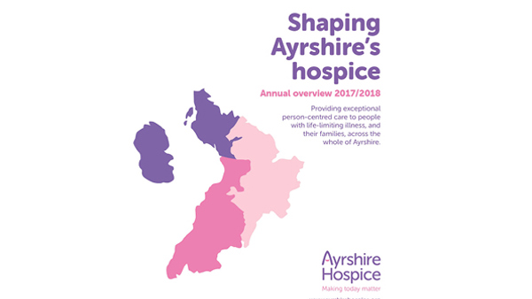 Shaping Ayrshire's hospice